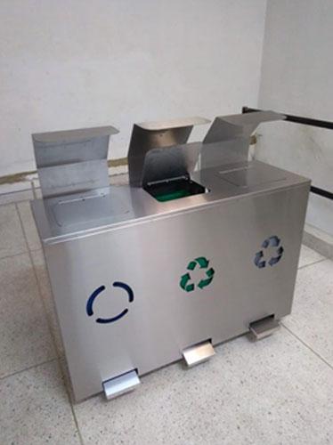 INGENCAS - Canecas para reciclaje 1