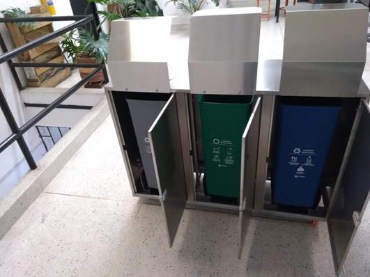 INGENCAS - Canecas para reciclaje 2